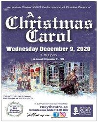 poster for A Christmas Carol Dvd
