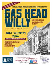 poster for Gas Head Willy Dvd